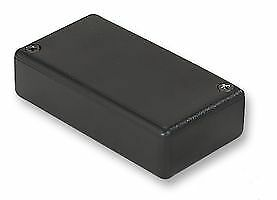 MINIATURE PLASTIC ENCLOSURE BLACK IP54 - Enclosures - EN84195