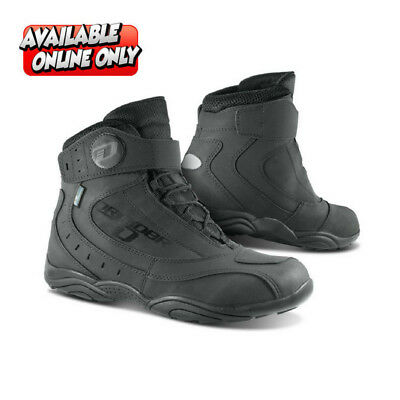 Dririder STREET 1.0 Motorcycle motorbike road shoes boots RRP $169 ALL SIZES