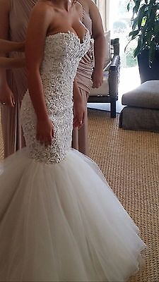 Incredible Mermaid Style Wedding Dress
