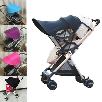 Pram Sun Shade For Baby Stroller Sun Canopy Baby Car Seat Anti-UV Universal