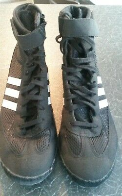 Adidas Boxing/wrestling boots size 5.5 Ladies