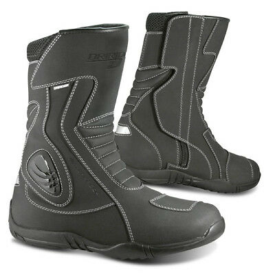 Dririder Storm Motorcycle touring motorcycle boots RRP $200 SIZE 42 & 45