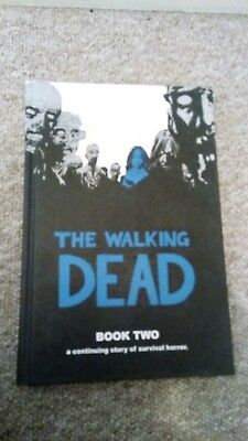 The Walking Dead, Hard Cover Graphic Novel - Vol 2