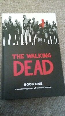 The Walking Dead, Hard Cover Graphic Novel - Vol 1