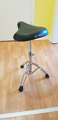 Pearl Speed Saddle Drumhocker TOP Zustand