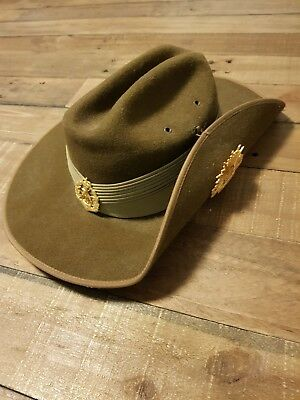 Australian slouch hat army with Skippy and Rising Sun SAS infantry commando