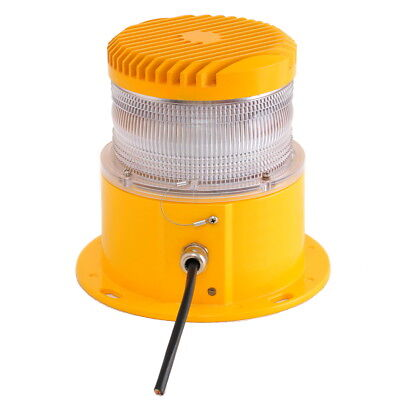OB2000A Flashing Red Medium Intensity Obstruction / Warning /Signal /Tower Light