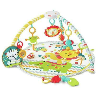 Fisher Price Colourful Carnival Deluxe Play Gym