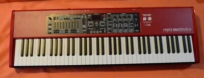 Piano Keyboard CLAVIA NORD ELECTRO 5 HP 73