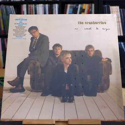 Cranberries, The - No Need To Argue / LP (plain202) limited clear & blue US