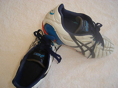 Asics Gel Lethal Tigreors 8 IT Football Boots US8 Cm26 EU41.5 AFL, Soccer,Rugby