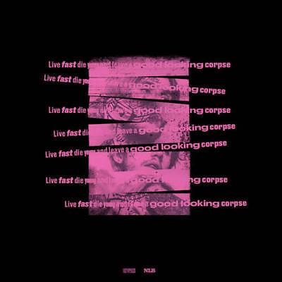 Lil Peep - Live Fast Die Young And Leave A Good Looking Corpse *Mixtape 2 CD*