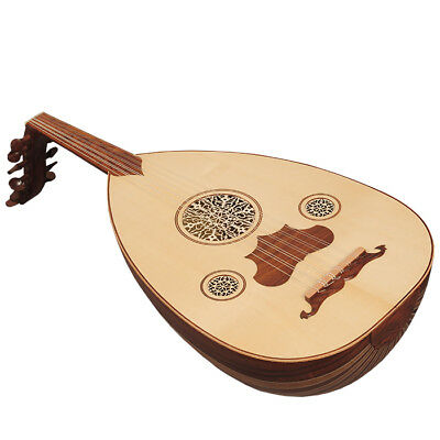 Heartland Arabic Oud, 12 Strings Walnut, 12 cuerdas de nuez