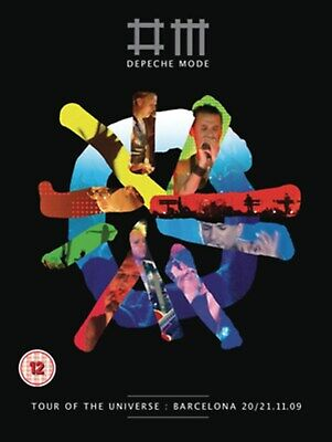 Depeche Mode: Tour of the Universe - Barcelona 20/21:11:09 [DVD]