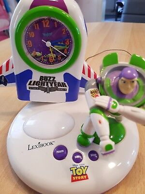 Buzz Lightyear Wecker