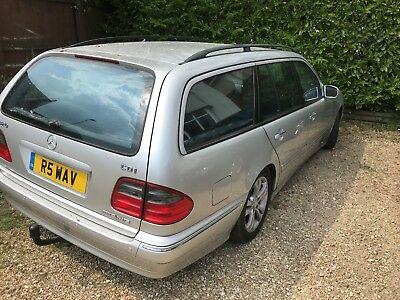 MERCEDES e320 cdi Estate - Spares or Repairs. Not Barn Find