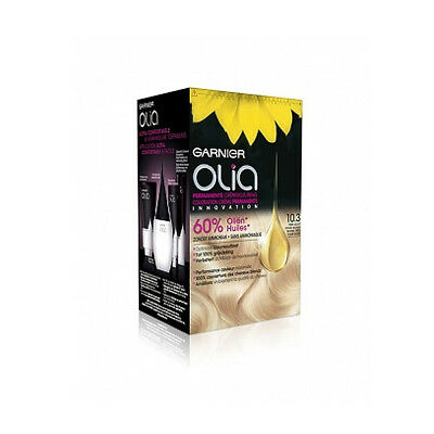 coloration garnier olia 10.3