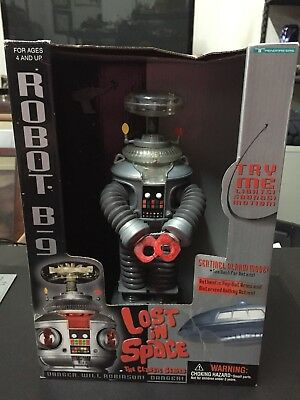 1997 Lost in Space The Classic Series Robot B-9