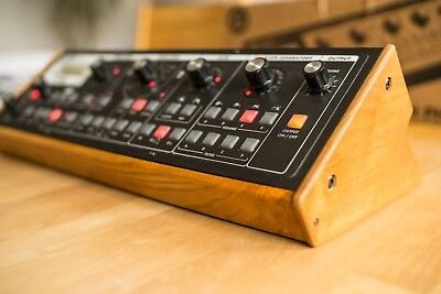 Moog Slim Phatty (inkl.orig.wood panel kit) top Zustand in OVP