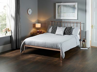 Venus Metal Bed Frame Victorian Vintage Style Various Sizes and Colours