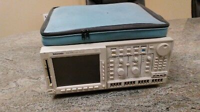 Tektronix TLS 216 Logic Scope 16Channel 2GS/s w/ 16x P6240 Probes