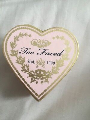 Too Faced Sweethearts EST 1998 Perfect Flush Blush Candy Glow 5.5g New