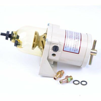 500FG FH MP Diesel Fuel water Separator For Marine Boat Truck W/ Filter 2010