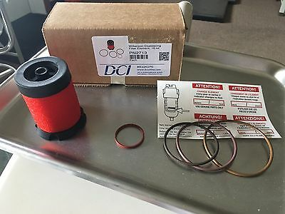 Oil coalescing Filter 10oz For APD Apollo Dental Air Compressors And Others
