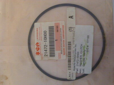 Oem Suzuki Clutch  Washer, 21472-10H00