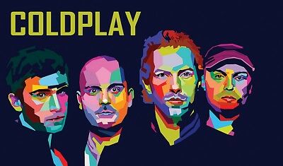 2018 2CD   Coldplay ‎– Greatest Hits Collection Music 2CD