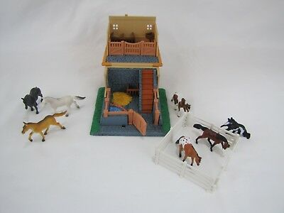 Breyer Travel Stable/Horse Set - No Longer In Production