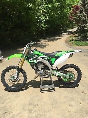 2013 Kawasaki KX  2013 KX 450 F Well maintained