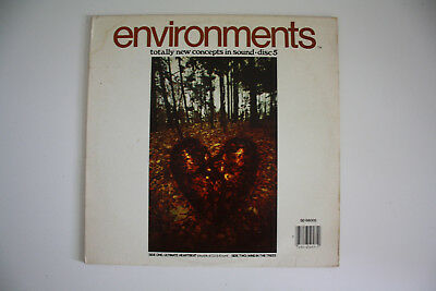 LP/VINYL ALBUM Environments ∙ Totally New Concepts In Sound ∙ Disc 5