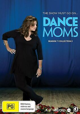 Dance Moms: Season 7: Collection 2 - DVD Region 4 Free Shipping!