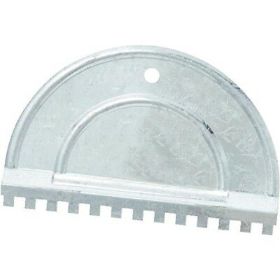 Do It Best (310791) Half Moon Adhesive Spreader (Square Notch) - Lot of 3