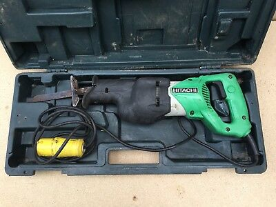 110v  HITACHI CR13V2 RECIPROCATING SAW