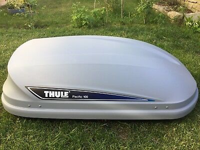 Thule Dachbox Pacific 100