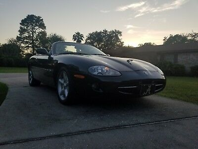 1999 Jaguar XK8  1999 Jaguar XK8 Convertible