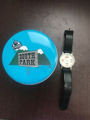 Vintage South Park Wrist Watch 1998 Comedy Central
