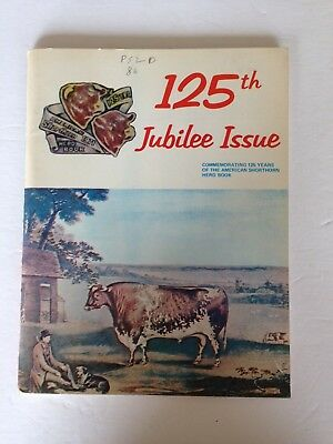 125th Jubilee Issue- American Shorthorn Herd Book- 1971