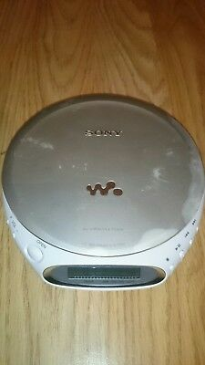 Sony D-EJ360 cd walkman with G protection. Full working order.
