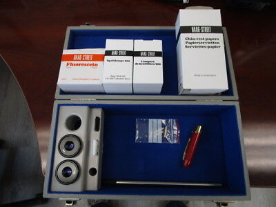 Haag-Streit Slit Lamp 900 Accessories Kit