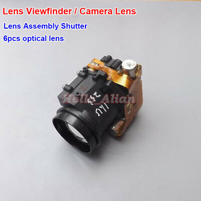 Adjustable Stepper Motor Camera CCD Optical Lens Shutter/ Lens Viewfinder DIY