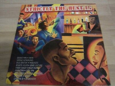 Strictly The Best 15 / VP Records/ Beenie Man, Mad Cobra / Vinyl LP