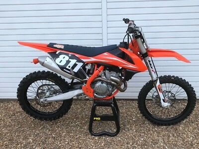 ktm sxf 350 2018 (12.5 hours from new) may px sx125 yz125