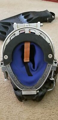 commercial diving hat and diving gear