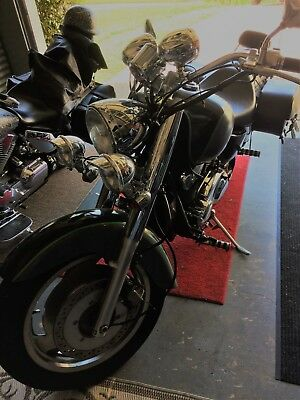 2007 Honda Shadow  2007 honda shadow sabre 1100