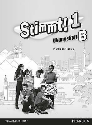 Malcolm Pacey-Stimmt! 1 Workbook B (Pack Of 8)  BOOK NEW
