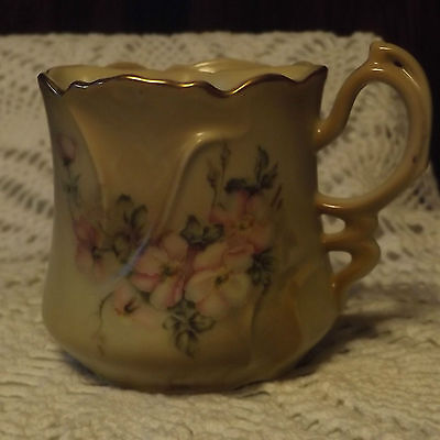 Moustache Cup - Nippon Wildflowers - Reproduction - Hand Painted