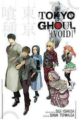 Tokyo Ghoul: Void by Shin Towada (English) Paperback Book Free Shipping!